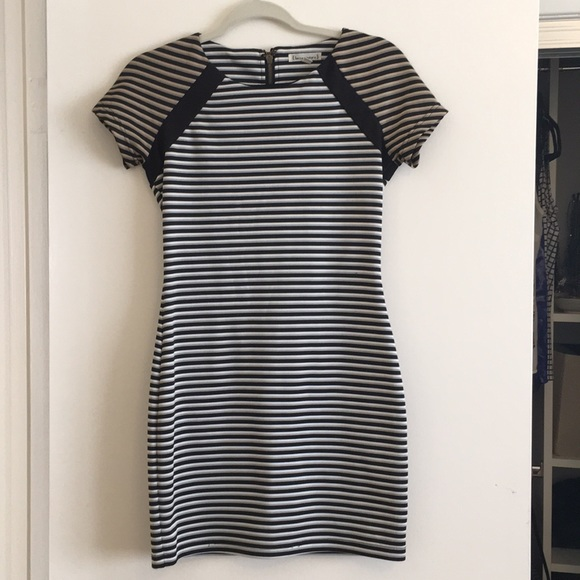 Lucca Couture Dresses & Skirts - Striped mini dress from Urban Outfitters